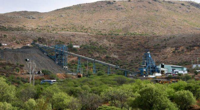 Aguascalientes: Mineras contaminan zona norte del estado (El Sol del Centro)
