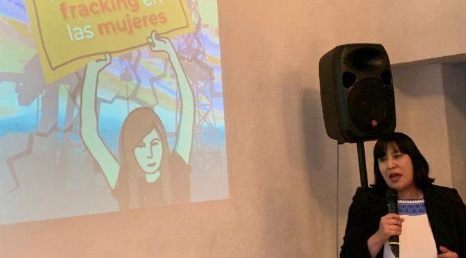 Evalúan impacto del fracking en mujeres de México (MVS Noticias)