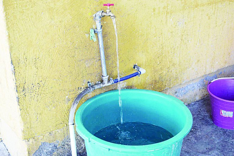 Se quedarán sin agua 14 colonias (El Mañana)