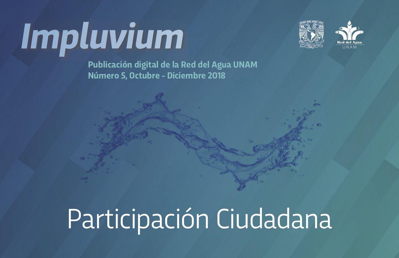 Impluvium: Participación Ciudadana