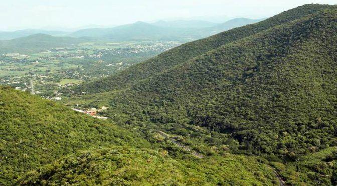 Morelos: Protege la Sedena las áreas naturales (El Sol de Cuernavaca)