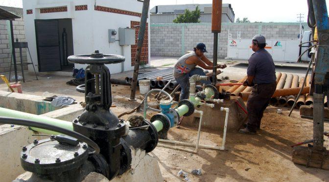 Explican el estado de agua en Gómez Palacio (El Siglo de Durango)