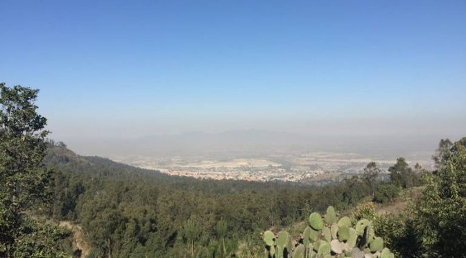 Exigen ONG´s rescate del Parque Estatal Sierra de Guadalupe (El Sol de Toluca)