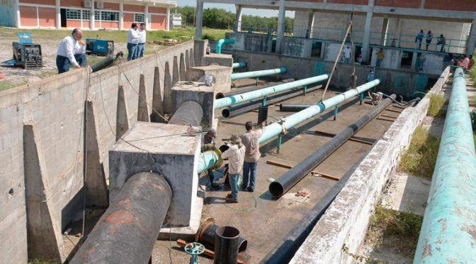 Ciudad Victoria: 'Megacorte' de agua en 162 colonias (Expreso.press)