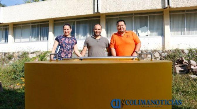 Desarrolla universitario sistema para desalinizar agua de mar (Colima Noticias)