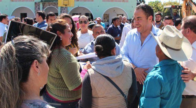 Anuncian 80 mdp de inversión para programa de agua en Zitácuaro (Quadratín)