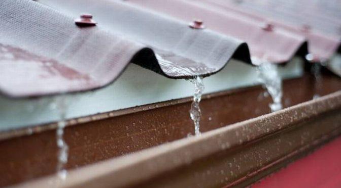 Veracruz: Sugiere investigador aprovechar agua de lluvia para la ciudad (El Sol de Córdoba)