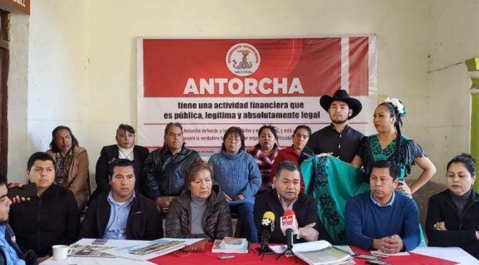 Tamaulipas: Necesitamos agua, no aumentos: antorchistas (El Mercurio)