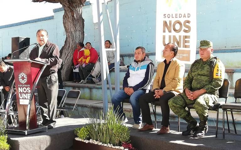 San Luis Potosí: Inicia campaña de reforestación en Estación Ventura (El Sol de San Luis)