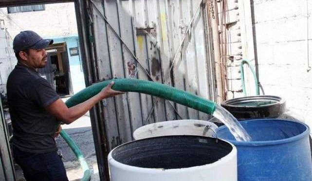 Gobierno de Ecatepec enfrenta crisis de agua (La Prensa)