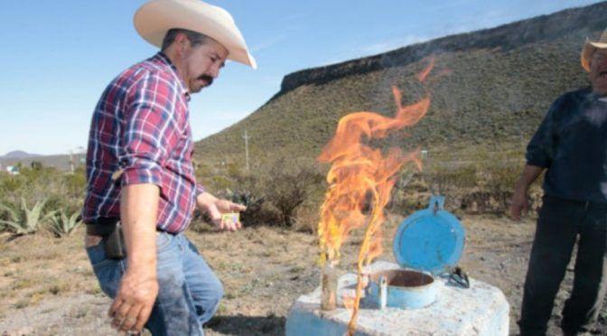 Acuífero contaminado por Pemex en Coahuila lleva 8 años inservible para consumo y siembra (Sin Embargo)