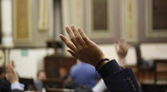 Puebla: Aprueba Congreso exhortos para congelar tarifas de agua y crear la Secretaría de Cultura