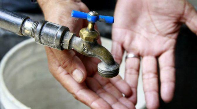 Tamaulipas: 5 mil personas se quedan si agua cada 3 días por apagones de CFE (Milenio)