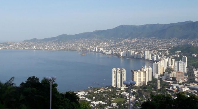 Sin agua, 2 mil familias por fuga en Acapulco (Milenio)