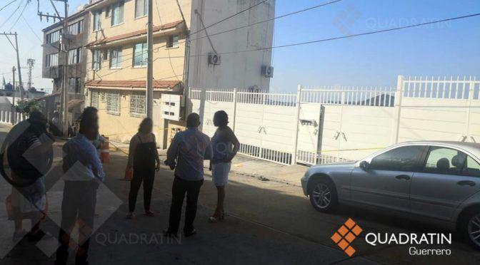 Fuga de agua deja sin servicio a colonias medias y altas de Acapulco (20 Minutos)