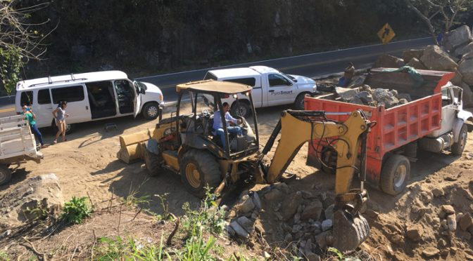 Jalisco: Destruyen selva y río por hidroeléctrica (El Diario NTR)