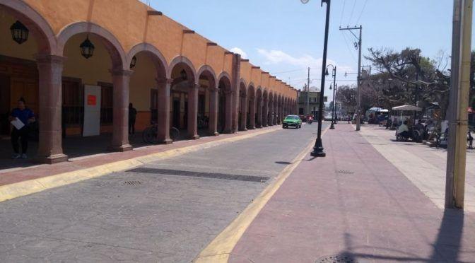 Zona centro de Huanímaro sin agua; gobierno no ha dado a conocer razones del desabasto (Notus)