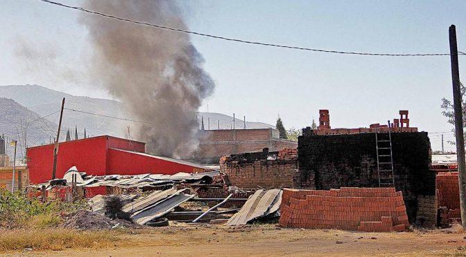 Oaxaca: Ladrilleras: entre la crisis y la contaminación (NVI Noticias)