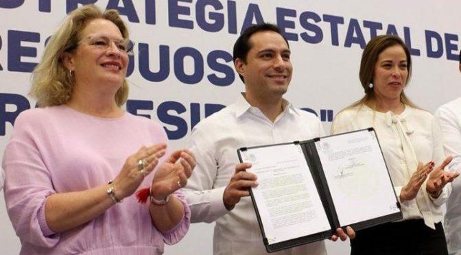 Yucatán libre de bolsas y popotes de plástico (La Verdad)