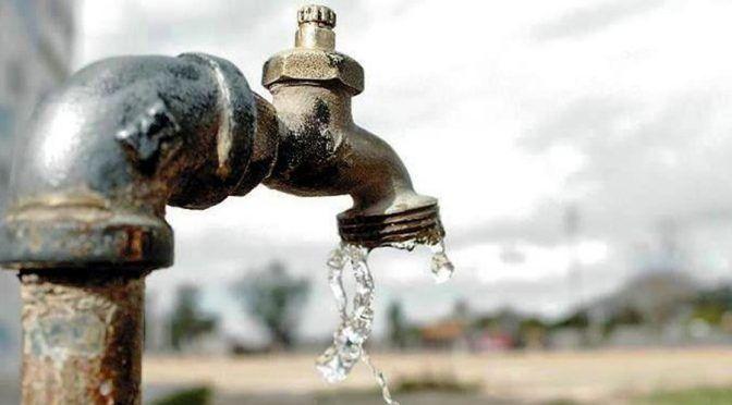 Señalan grave desabasto de agua en Oaxaca (El Imparcial)