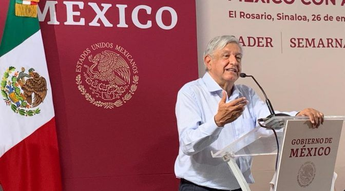 AMLO se compromete a terminar dos presas en Sinaloa (Vanguardia MX)
