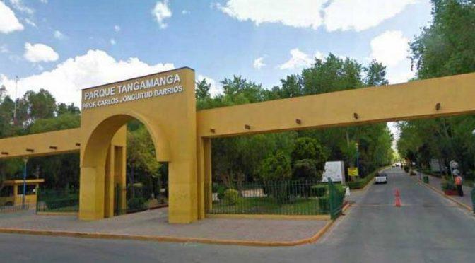Parque Tangamanga reutilizará aguas residuales (El Sol de San Luis)