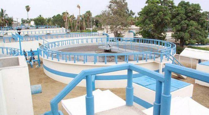Van por 250 mdp para planta de tratamiento en La Paz (El Sudcaliforniano)