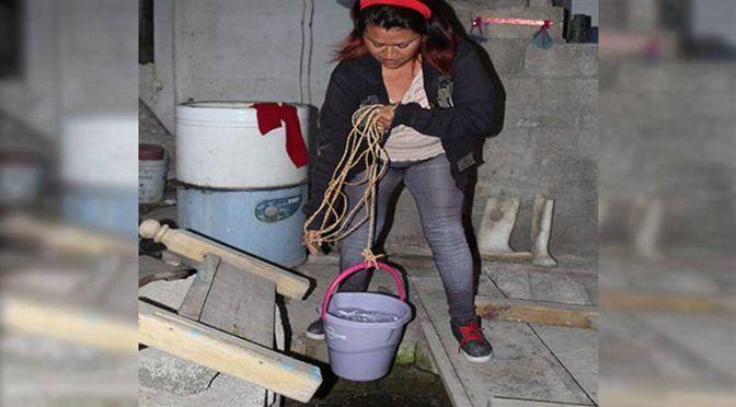 Xocoyucan, pueblo que bebe agua no potable ( El sol de Tlaxcala)