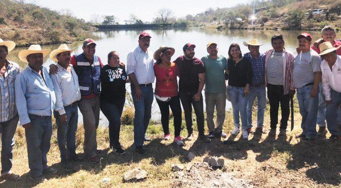 Dan mantenimiento a la presa de Cuentepec (Diario de Morelos)