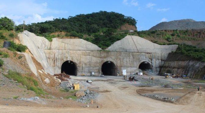 La obra de la presa Santa María está detenida por deuda (Debate)