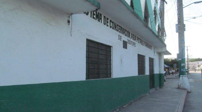 Prevén déficit en el sistema de agua potable de Zacatepec (La Unión)