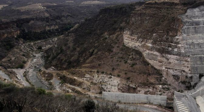 Canadevi invirtió más de 2 mmdp en Zapotillo (Milenio)