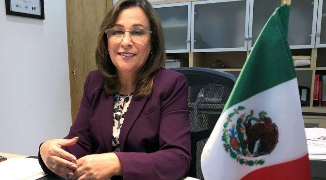 Fracking, sí: Rocío Nahle (El Economista)