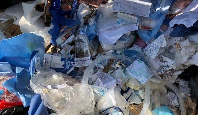 Clínica tiró desechos en contenedor, confirma gobierno de Tehuacán (Municipios)