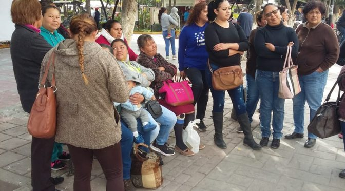 Desde León Guzmán, exigen creación de pozo de agua (Milenio)