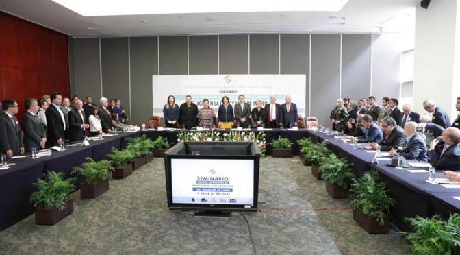 Superar vulnerabilidad hídrica en el Valle de México requiere soluciones tecnológicas y políticas viables (Senado de la República)