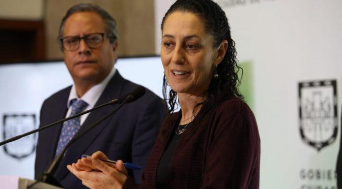 Presenta Sheinbaum esquema de cultura cívica en CDMX (La Jornada)