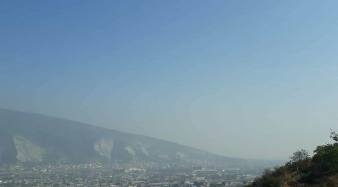 Monterrey: Continúan problemas de contaminación en el área metropolitana (Info7)