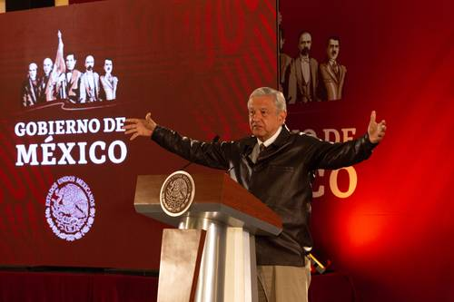 """AMLO: gana el """"sí"""" en la consulta sobre la termoeléctrica (La Jornada)"""