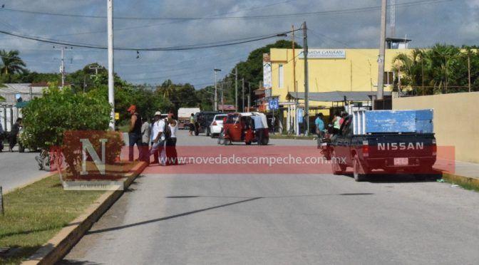 Campeche: Buscan recursos para la extracción de agua dulce