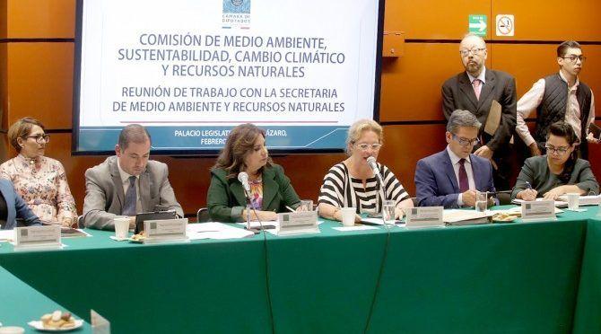 Contaminación, ordenamiento territorial y acceso al agua, prioridades:SEMARNAT (La Verdad)