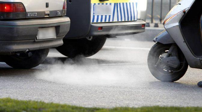El transporte lastra la lucha contra los gases de efecto invernadero (El Pais)