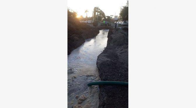Obregón: Se ve afectada la mitad de la ciudad por suspensión de servicio de agua (Tribuna)
