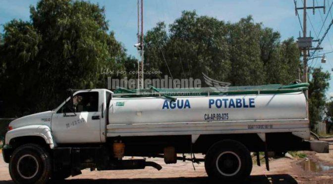 Continúa mala calidad del agua en Nativitas (El Independiente)