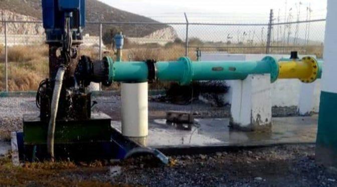 Buscan perforar dos pozos en FIM (El Siglo de Torreón)