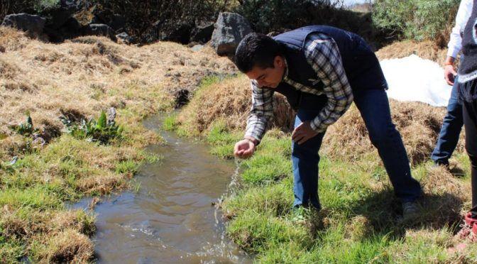 Michoacán: Acceso al agua, compromiso con comunidades indígenas (Quadrantín)