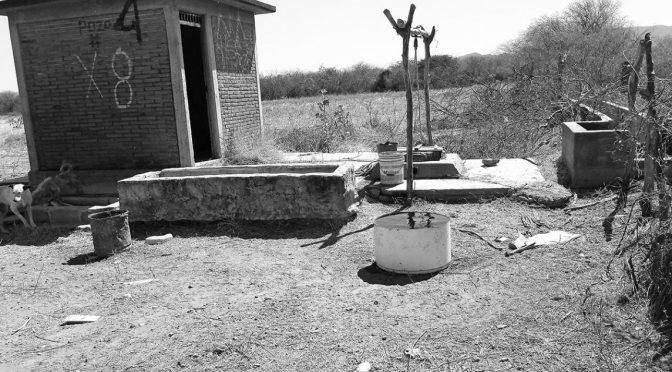 Desperdician pozo en plena escasez en Tehuantepec (NVI Noticias)