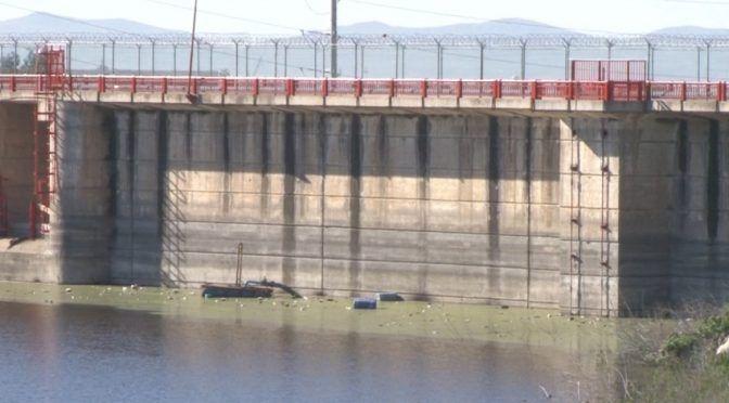 Denuncia equipo de canotaje de BC en la presa Emilio López Zamora (Síntesis)