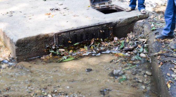Guerrero: Escasea el agua en municipios (El Sol de Acapulco)