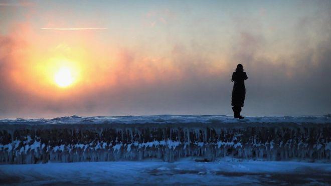 Ola de frío ártico en Estados Unidos: qué hay detrás del clima extremo que vive el planeta (BBC)